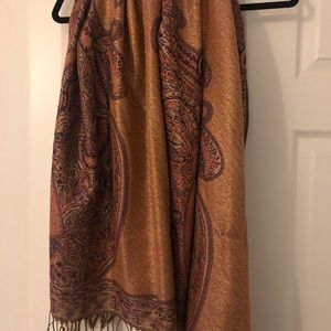 Accessories - Pashmina shawl
